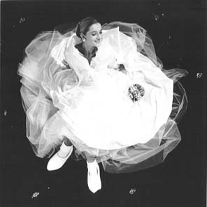 The tule cloud jurk