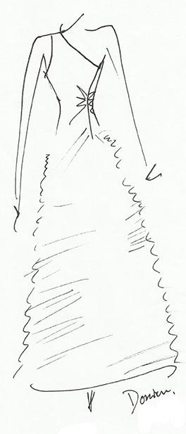 geplisseerde rok