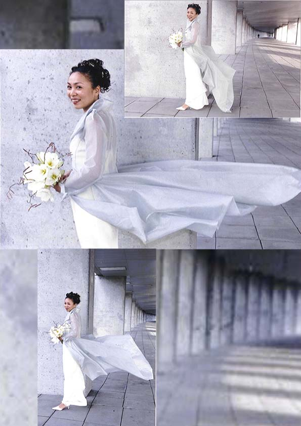bride at NAi Rotterdam