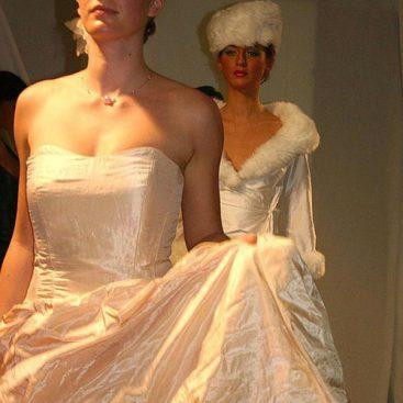 Meer bruidsmode foto's